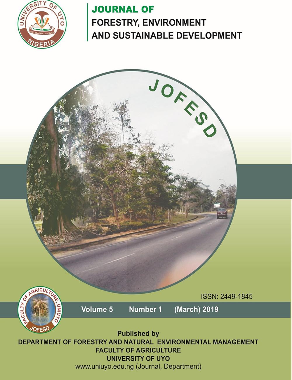 JOFESD – March 2019