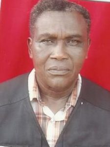 Dr. Sylvester Udofia